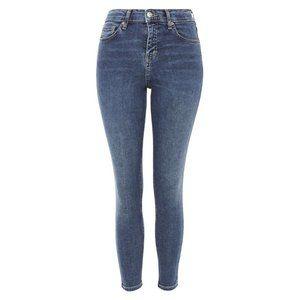 Topshop Moto Jamie High Waist Stretch Skinny Jeans